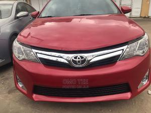 Toyota Camry 2012 Red   Cars for sale in Lagos State, Surulere