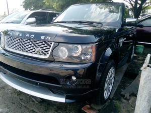 Land Rover Range Rover Sport 2010 Blue | Cars for sale in Lagos State, Apapa
