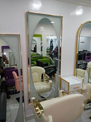 Strong Saloon Mirror   Salon Equipment for sale in Lagos State, Lekki