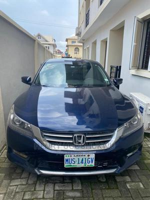 Honda Accord 2016 Blue   Cars for sale in Lagos State, Ipaja