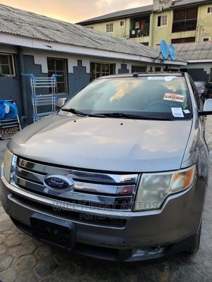 Ford Edge 2008 Gray | Cars for sale in Lagos State, Amuwo-Odofin