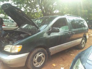 Toyota Sienna 2001 XLE Green   Cars for sale in Oyo State, Ibadan