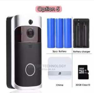 Ip Video Intercom Door Phone Door Wifi Doorbell Camera   Security & Surveillance for sale in Lagos State, Ikeja