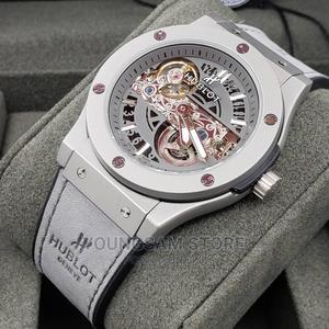 Hublot Geneve Men'S Wrist Watch   Watches for sale in Lagos State, Lekki
