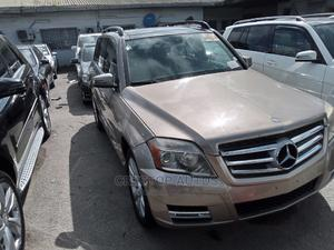 Mercedes-Benz GLK-Class 2008 Gold | Cars for sale in Lagos State, Apapa