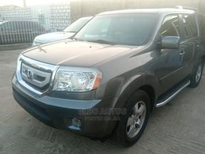 Honda Pilot 2009 Gray | Cars for sale in Lagos State, Ikeja