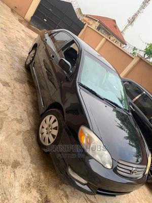 Toyota Corolla 2004 Black   Cars for sale in Oyo State, Ibadan