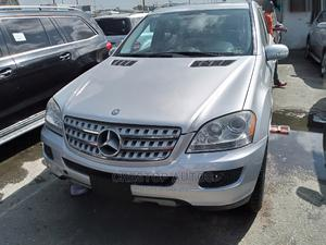 Mercedes-Benz M Class 2008 ML 350 4Matic Silver | Cars for sale in Lagos State, Apapa