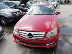 Mercedes-Benz C350 2009 Red   Cars for sale in Lagos State, Apapa