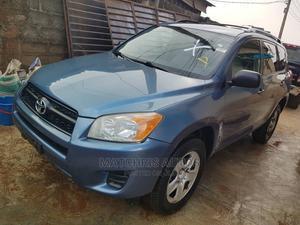 Toyota RAV4 2010 2.5 4x4 Blue | Cars for sale in Lagos State, Ikeja