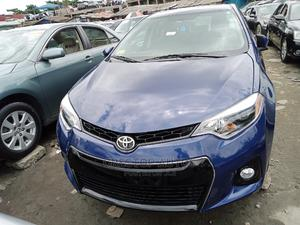 Toyota Camry 2014 Blue | Cars for sale in Lagos State, Apapa