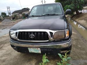 Toyota Tacoma 2003 Black | Cars for sale in Lagos State, Alimosho