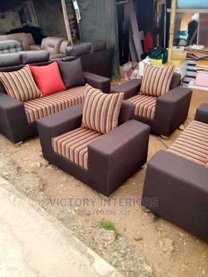 Complete Set of Fabric Sofa for Sale   Furniture for sale in Lagos State, Agege