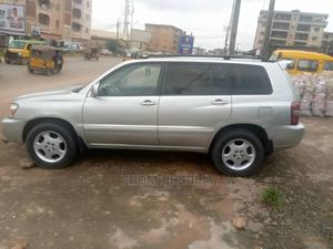 Toyota Highlander 2005 Gray | Cars for sale in Anambra State, Onitsha