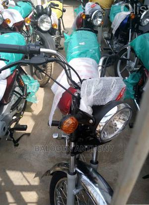 Bajaj Boxer 2018 Red   Motorcycles & Scooters for sale in Ekiti State, Ado Ekiti