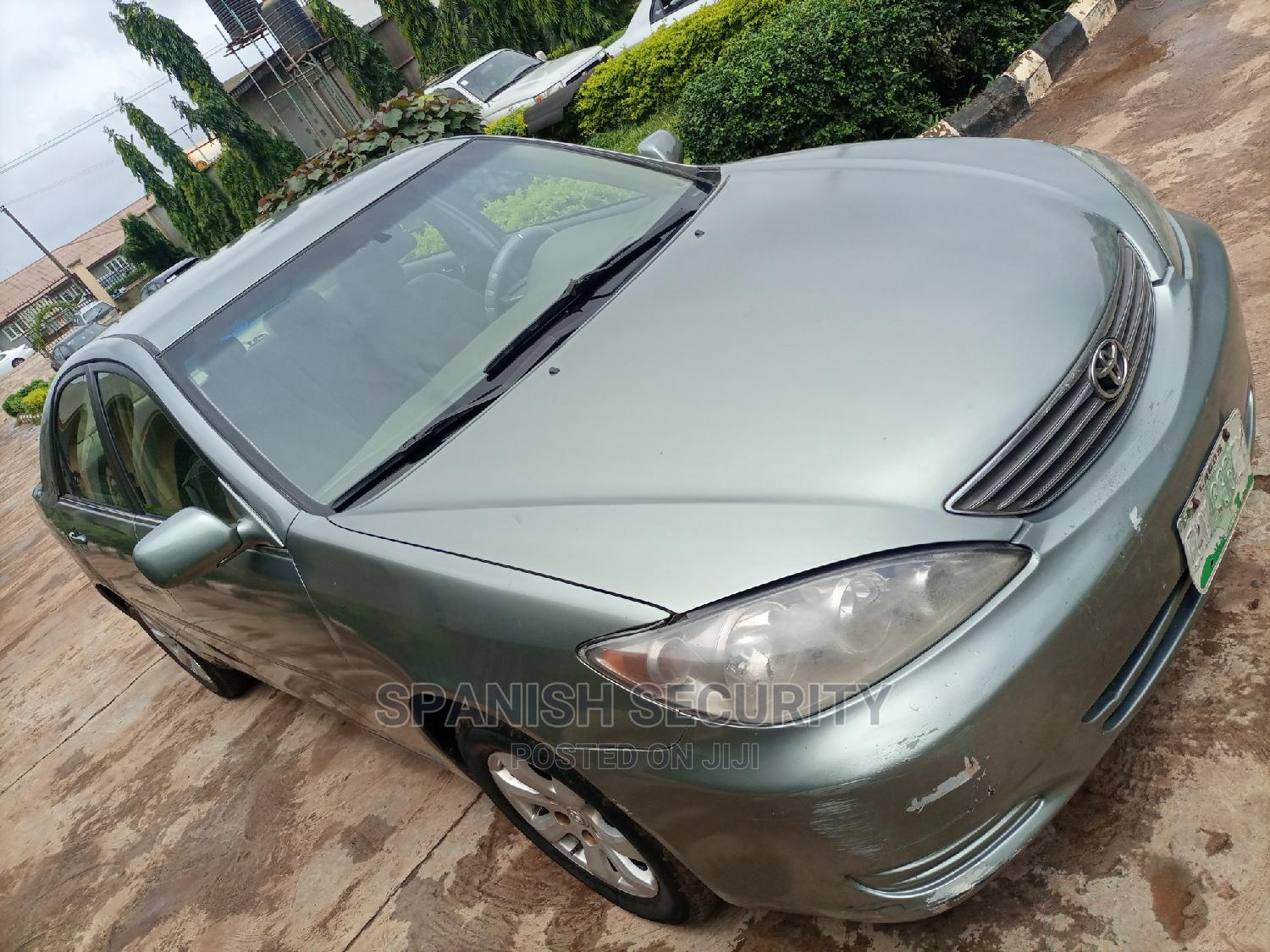Toyota Camry 2006 Gray | Cars for sale in Ibadan, Oyo State, Nigeria