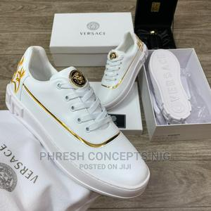 Versace Classic Sneakers   Shoes for sale in Lagos State, Ojo