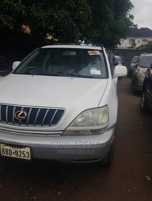 Lexus RX 2001 300 White | Cars for sale in Lagos State, Surulere