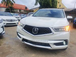 Acura MDX 2019 White   Cars for sale in Lagos State, Lagos Island (Eko)