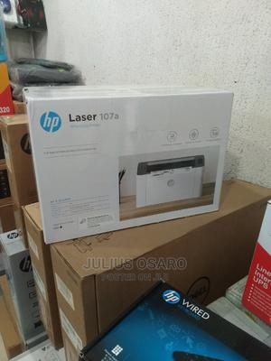 Hp Laser 107a Printer | Printers & Scanners for sale in Lagos State, Ikeja