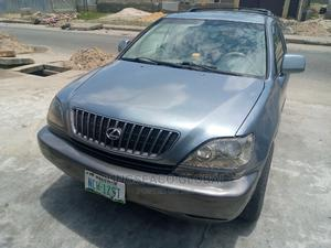 Lexus RX 2002 Blue | Cars for sale in Rivers State, Port-Harcourt