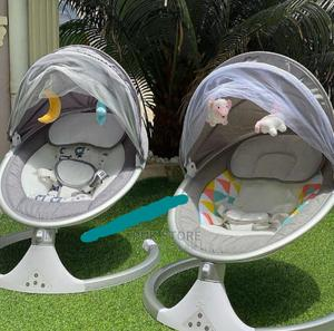 Electric Bluetooth Swing With Net | Children's Gear & Safety for sale in Lagos State, Ikoyi