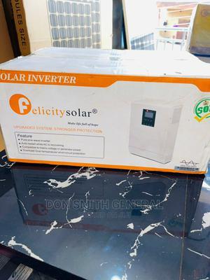 5kva 24v Felicity Hybrid Inverter | Solar Energy for sale in Lagos State, Ikeja