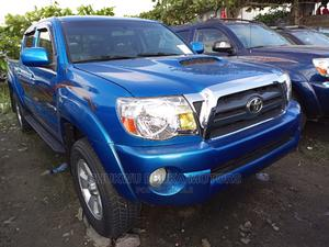 Toyota Tacoma 2010 Access Cab Blue | Cars for sale in Lagos State, Apapa