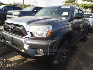Toyota Tacoma 2012 Access Cab Gray | Cars for sale in Lagos State, Apapa