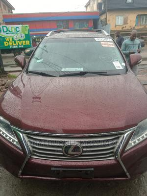 Lexus RX 2013 350 AWD Red   Cars for sale in Lagos State, Kosofe