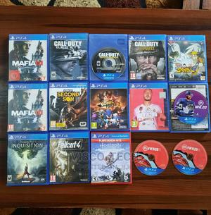 Ps4 Cheap Games Discs | Video Games for sale in Lagos State, Ikeja