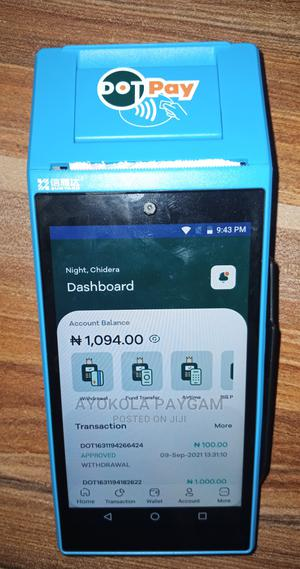 Dotpay Android Pos   Store Equipment for sale in Lagos State, Ifako-Ijaiye