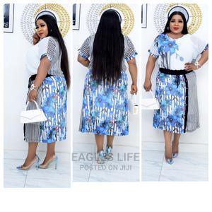 New Female Qaulity Turkey Skirt and Blouse | Clothing for sale in Lagos State, Lagos Island (Eko)