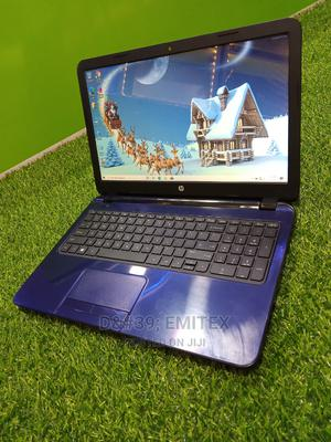 Laptop HP Pavilion 15 4GB AMD A4 HDD 500GB | Laptops & Computers for sale in Lagos State, Lekki
