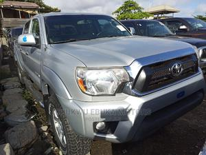 Toyota Tacoma 2012 Double Cab V6 Silver   Cars for sale in Lagos State, Apapa