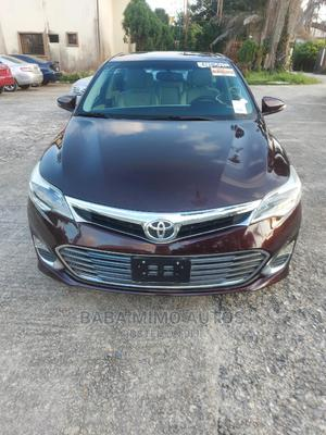 Toyota Avalon 2014 Burgandy | Cars for sale in Lagos State, Ajah