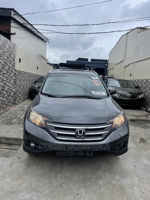 Honda CR-V 2014 Gray | Cars for sale in Lagos State, Surulere