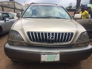 Lexus RX 2000 Gold | Cars for sale in Lagos State, Abule Egba