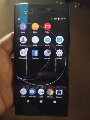 Sony Xperia XZ1 64 GB Black | Mobile Phones for sale in Lagos State, Gbagada