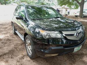 Acura MDX 2009 SUV 4dr AWD (3.7 6cyl 5A) Black | Cars for sale in Lagos State, Kosofe