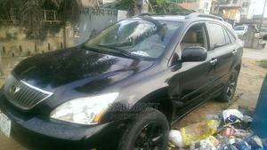 Lexus RX 2005 Black | Cars for sale in Lagos State, Isolo