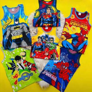 Character Singlet   Children's Clothing for sale in Lagos State, Ikeja