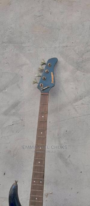 Fernandes 4 String Bass Guitar   Musical Instruments & Gear for sale in Lagos State, Ikotun/Igando