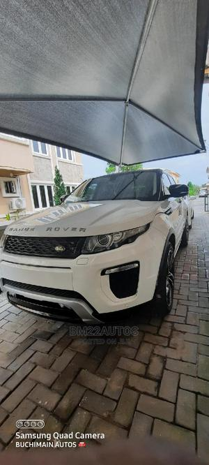 Land Rover Range Rover Evoque 2016 White | Cars for sale in Lagos State, Ajah