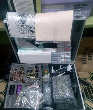 Complete Set of Permanent Tattoo Machine | Tools & Accessories for sale in Lagos State, Ojo