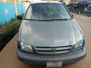 Toyota Sienna 2002 CE Green   Cars for sale in Lagos State, Ikorodu