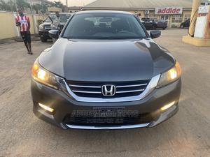 Honda Accord 2013 Gray   Cars for sale in Lagos State, Ojodu