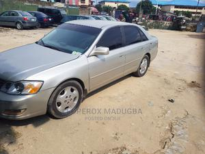Toyota Avalon 2003 XL w/Bucket Seats Silver   Cars for sale in Akwa Ibom State, Uyo