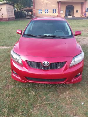 Toyota Corolla 2008 Red | Cars for sale in Abuja (FCT) State, Kubwa