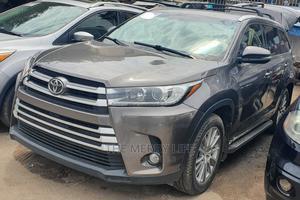 Toyota Highlander 2014 Gray | Cars for sale in Lagos State, Lagos Island (Eko)